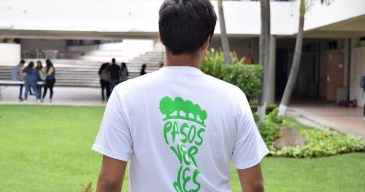 Pasos Verdes, creando consciencia ambiental