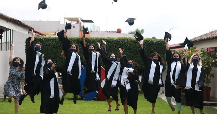 Graduación en tiempo de coronavirus