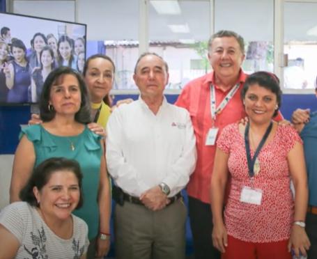 Palabras del querido maestro Ángel Elizondo: ex rector de la Salle Cuernavaca